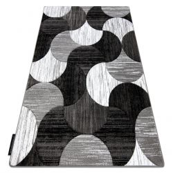Tapis ALTER Geo coquillages gris