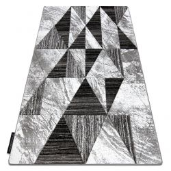 Carpet ALTER Nano Triangles grey