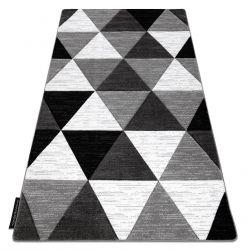 Tapete ALTER Rino triângulos cinzento