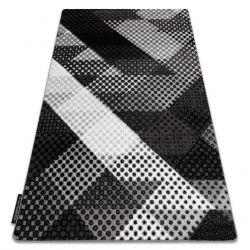 Carpet INTERO BALANCE 3D Dots grey