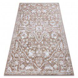 Teppich RETRO HE184 beige / weiß Vintage