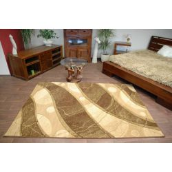 Carpet FUNNY design 7679 mustard