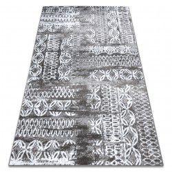 szőnyeg RETRO HE191 szürke / krém Vintage