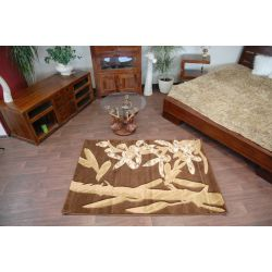 Carpet FUNNY design 7704 brown