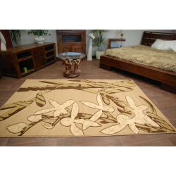 Carpet FUNNY design 7704 mustard