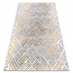 Teppich ACRYL DIZAYN 7056/0382 grün / grau