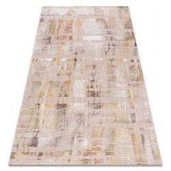 Akril USKUP szőnyeg 351/5032 bézs / sárga