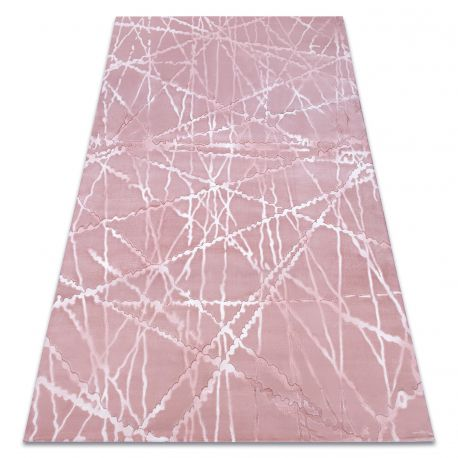 Carpet ACRYLIC USKUP Constellation 9487/2371 pink
