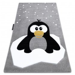 Carpet PETIT PENGUIN SNOW grey