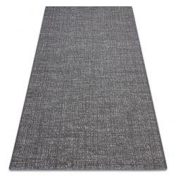Tappeto SIZAL FORT 36203094 grigio uniforme liscio monocolore