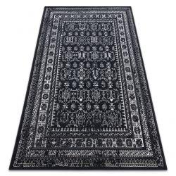 Dywan Vintage 22212996 czarny klasyczny