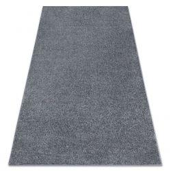 TAPIS - MOQUETTE SANTA FE gris 97 plaine couleur unie