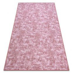 Teppich Teppichboden SOLID erröten rosa 60 BETON