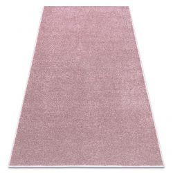 Килим SANTA FE руж розово 60 обикновен плътен цвят