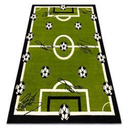 Килим PILLY 8366 - зелений футбольне поле