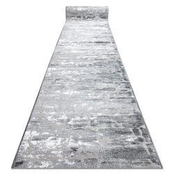 Runner Structural MEFE 6184 two levels of fleece dark grey