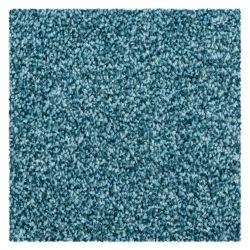 DYWAN - Wykładzina dywanowa EVOLVE 072 niebieski turkus
