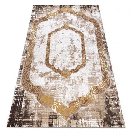 Carpet ACRYLIC VALS 0A040A H02 53 ornament vintage beige / copper