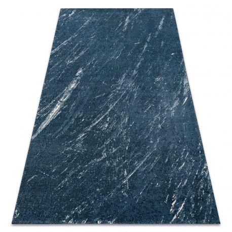 Koberec HENT 78306392 Abstrakce moderní modrý