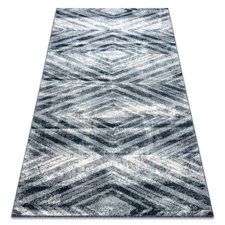 Teppich HENT 78313692 Diamanten vintage blau / beige