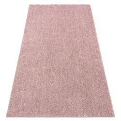 Modern washing carpet LATIO 71351022 blush pink