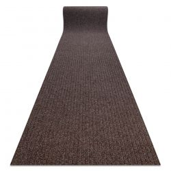 Runner - Doormat antislip SAMOS 0300 Trapper outdoor, indoor brown