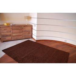 Carpet JAZZY BASIC dark brown