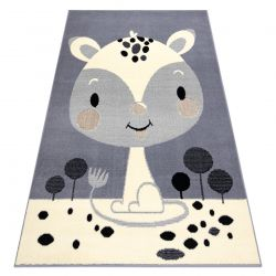 Carpet BCF FLASH Fox 3995 - grey