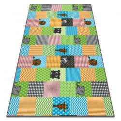 Dětský koberec ZOO zvířata