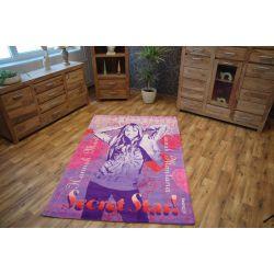 Children carpet DISNEY AKRYL HANNAH MONTANA 221