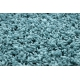 Carpet SOFFI shaggy 5cm blue