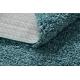 Teppich SOFFI shaggy 5cm blau