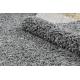 Koberec SOFFI shaggy 5cm šedá