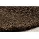 Килим SOFFI shaggy 5cm кафяв