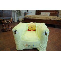 Надувне крісло DISNEY ВІННІ ПУХ зелене