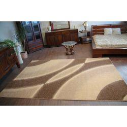 Teppich KARAMELL CANELLA braun