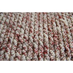 Laser szőnyegpadló 20 bézs -bordó