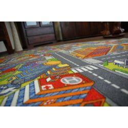 Moquette tappeto VIUZZE BIG CITY griggio