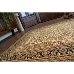 Carpet HEAT-SET BELVEDERE 1650 cream / black