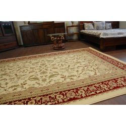 Carpet HEAT-SET BELVEDERE 2284 cream / cherry