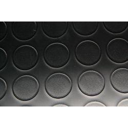 Geschäumter PVC-Bodenbelag SPIRIT 100 5812012 PASTILLES II black