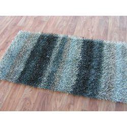 Teppich SHAGGY TOPSY 107 silber-grau