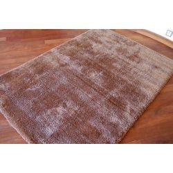 Килим MICROFIBRA SHAGGY коричневий