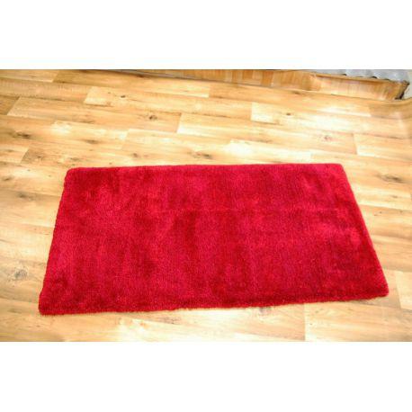 Koberec MICROFIBRA SHAGGY red