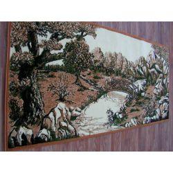 Carpet TAPESTRY - BRIDGE olive