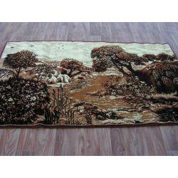 Teppich WANDTEPPICH - BACH