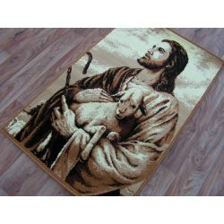 Teppich WANDTEPPICH - JEZUS Z BARANKIEM
