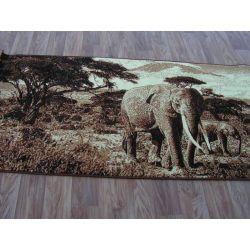 Carpet TAPESTRY - ELEPHANT