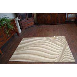Teppich NATURAL GRIT dunkelbeige