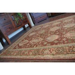 Carpet OMEGA SARDIS burgundy
